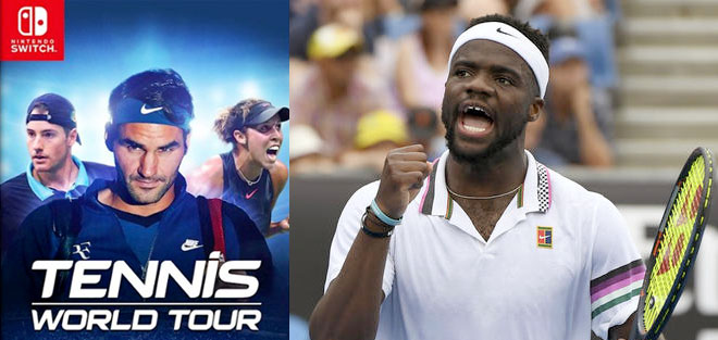 tennis player, Frances Tiafoe