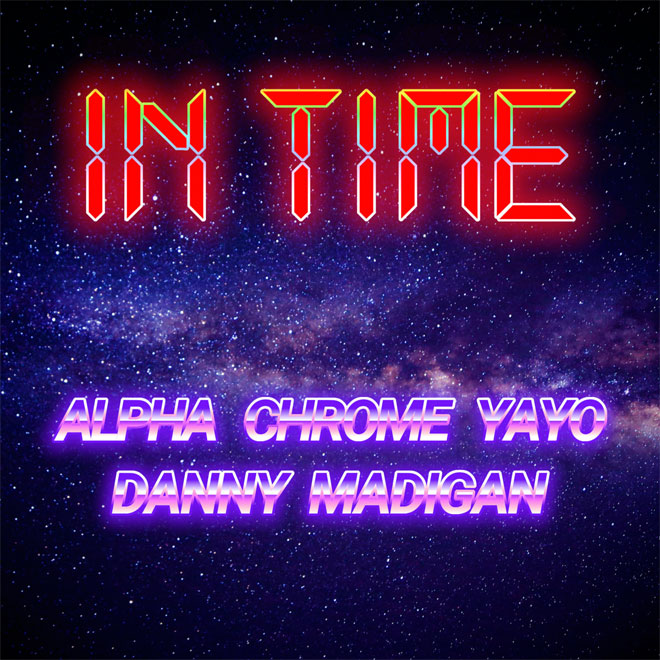Alpha Chrome Yayo cover of in Timee