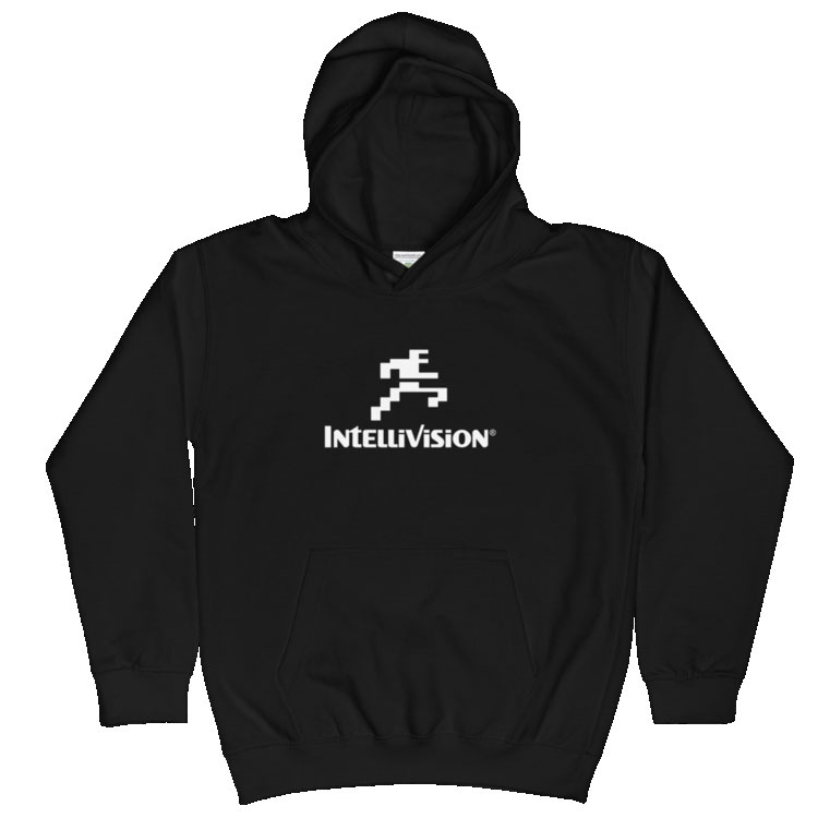Intellivision shirts and hoodies