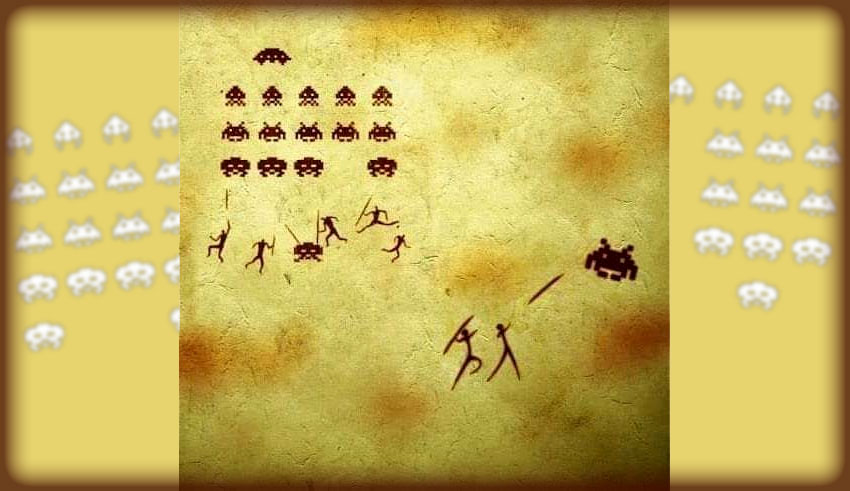 space invaders aliens