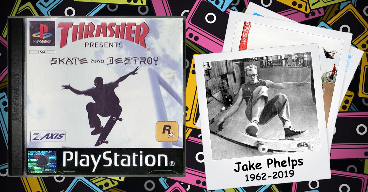 Jake Phelps loved skateboarding with all the passion in the world