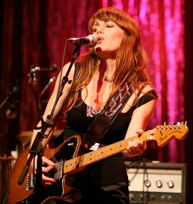 Jenny Lewis of Rilo Kiley