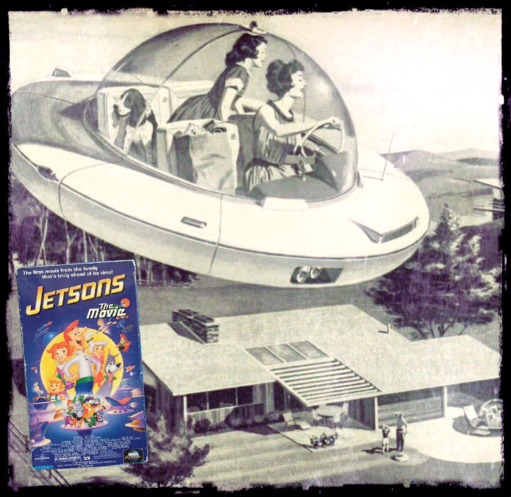 I was convinced The Jetsons were our future