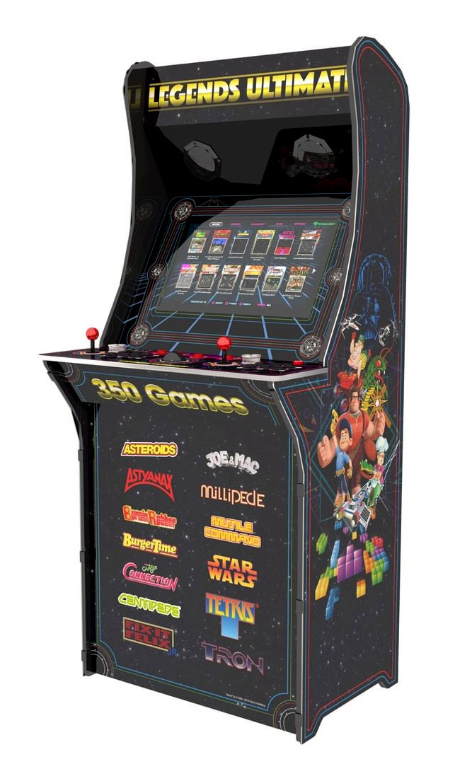 Legends Ultimate Home Arcade cabinet