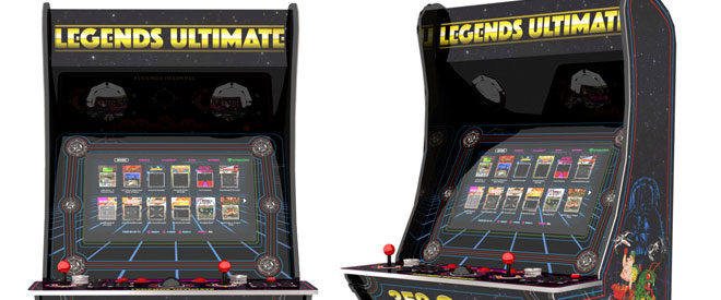 AtGames Legends Ultimate Arcade Machine