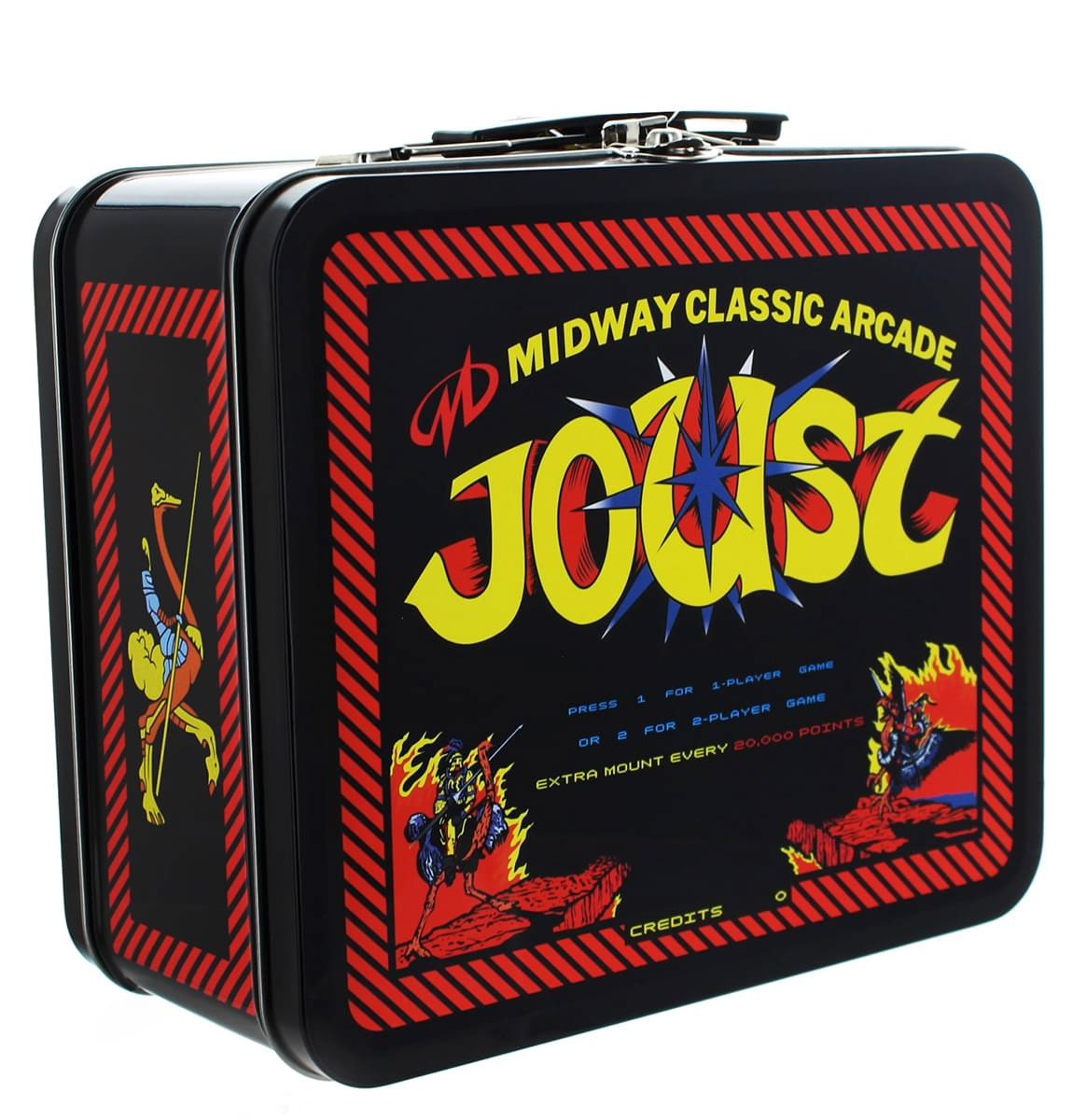 arcasde-style metal lunch box