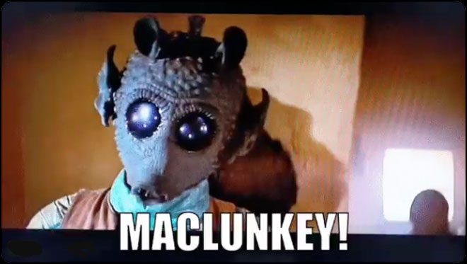 Star Wars edit - Maclunkey