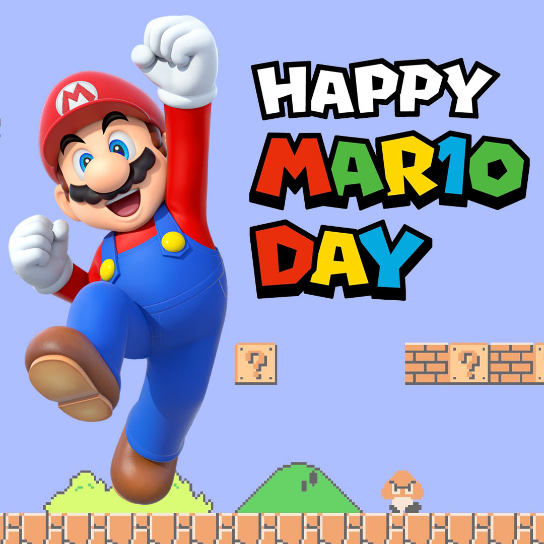 >Happy Mar10 Day!