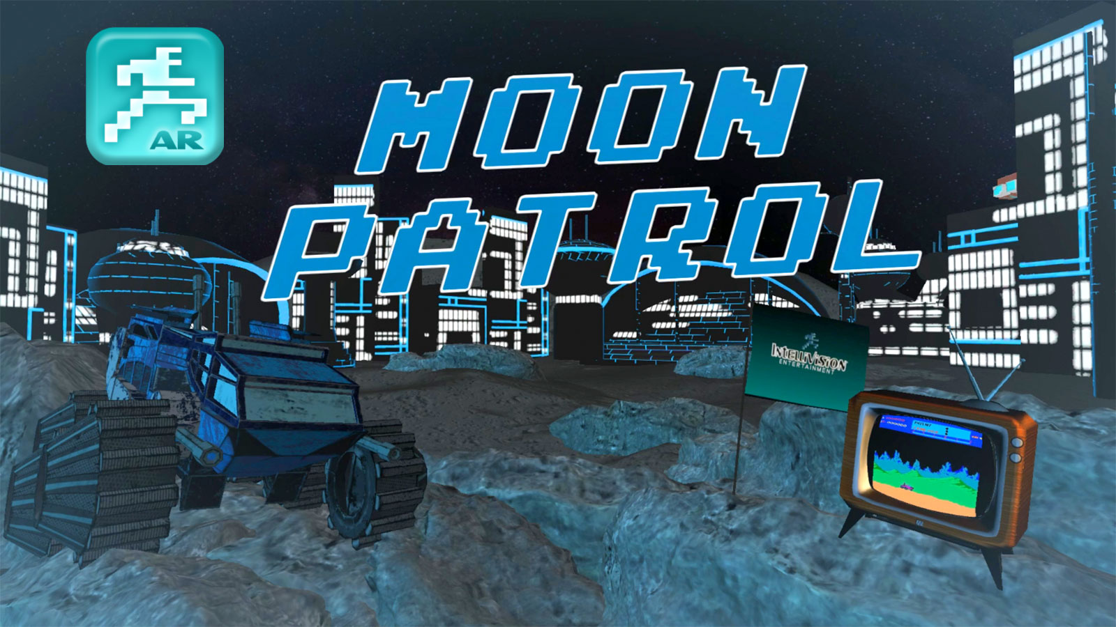 Moon Patrol: The Milky Way Chronicles