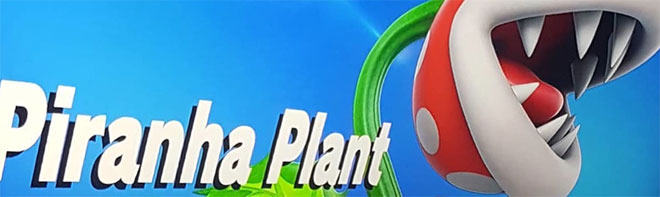 Piranha Plant in Super Smash Bros. Ultimae