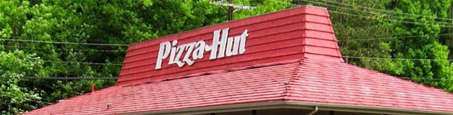 Pizza Hut is closing 500 locations