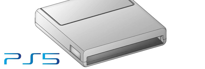 Sony patent for a PS5 cartridge