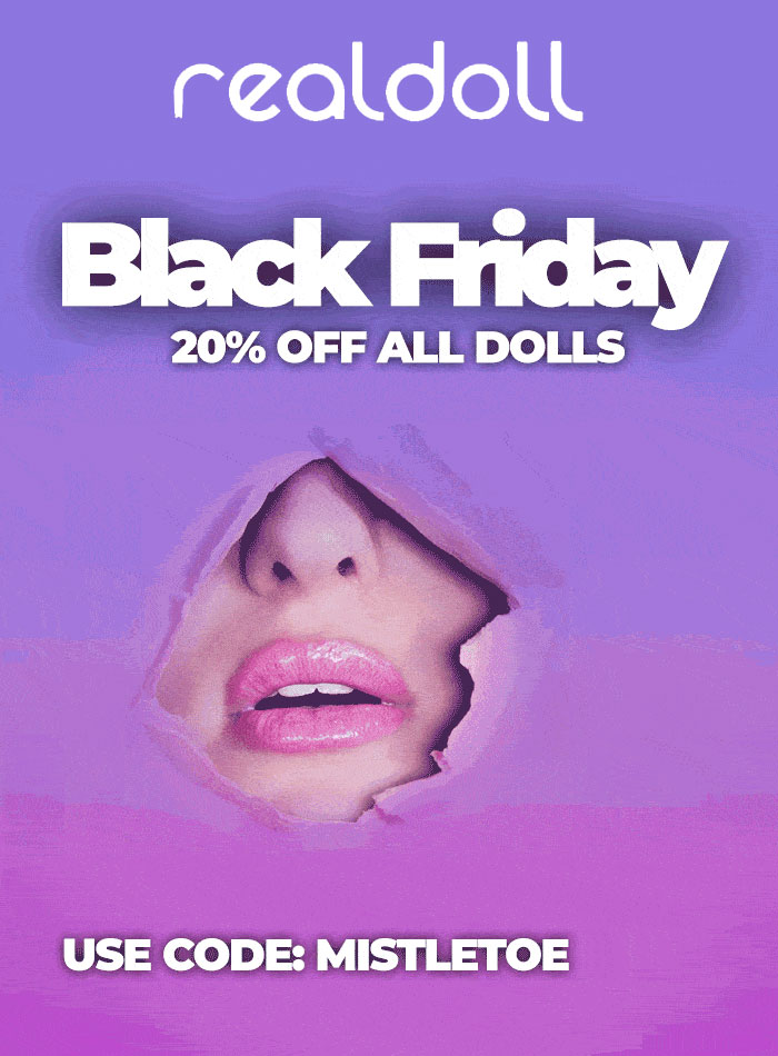Black Friday deals on Realdolls