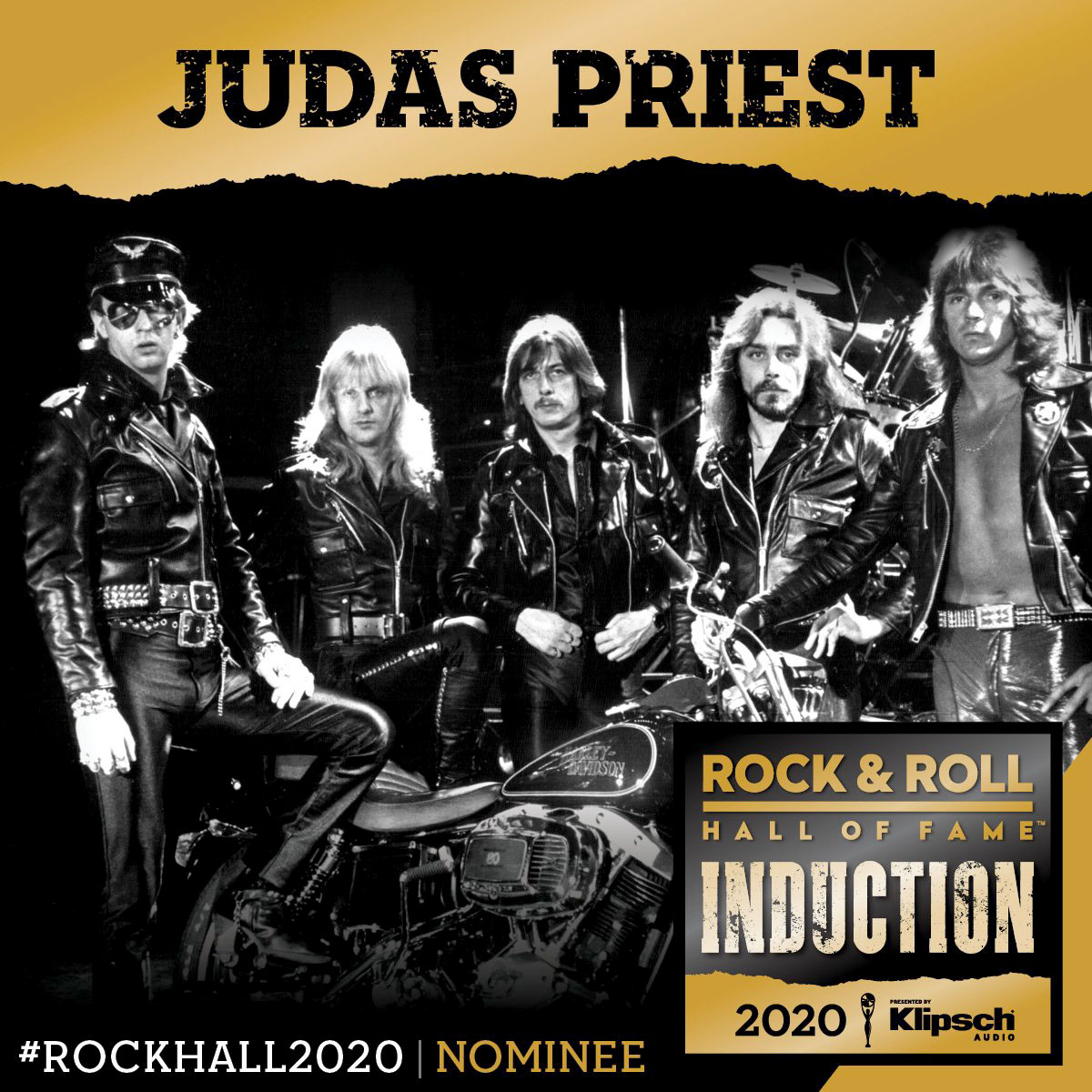 Induct Judas Priest into the Rock & Roll Hall Of Fame