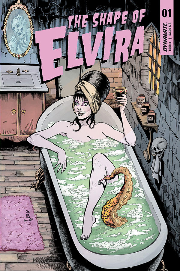 Dynamite Comics - The Shape Of Elvira