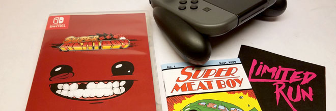 Super Meatboy for Nintendo Switch