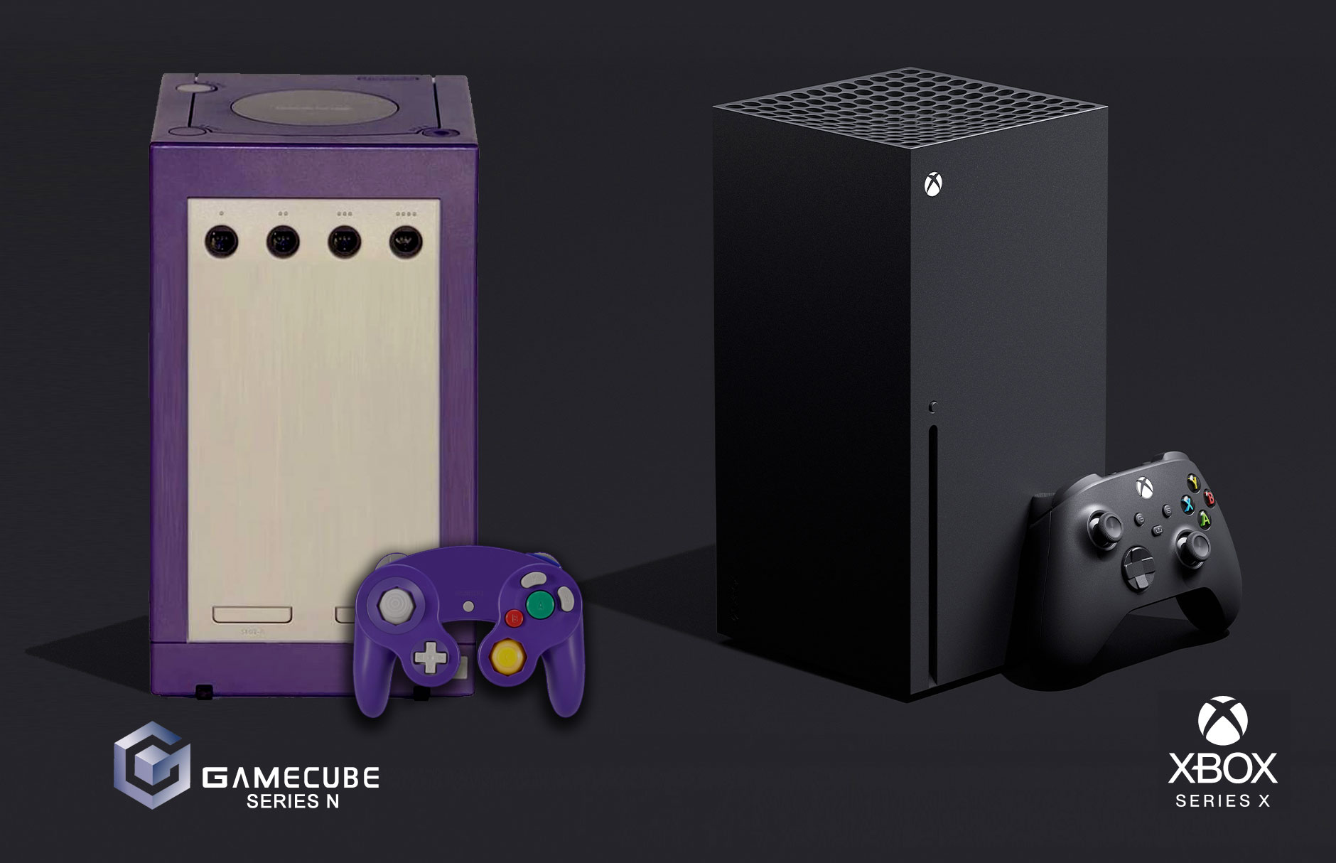 The XBox Series X console does what Ninten-Did