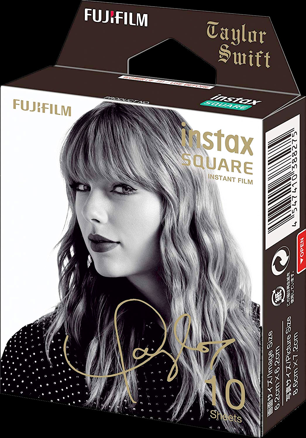 retro-styled Instax camera Taylor Swift Edition