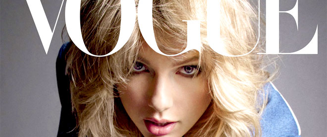 Taylor Swifts Vogue cover