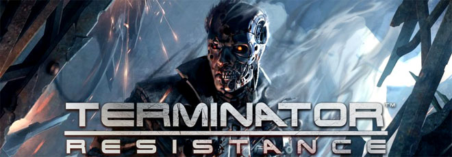 Terminator Resistance video game