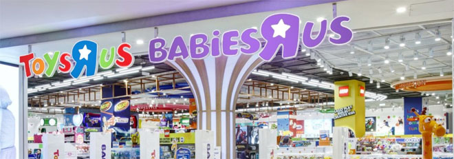 Toys R Us resurgence by former management as TRU Kids Brands