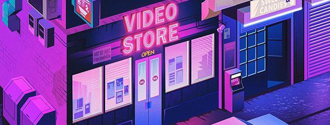 Mom & Pop video stores were awesome