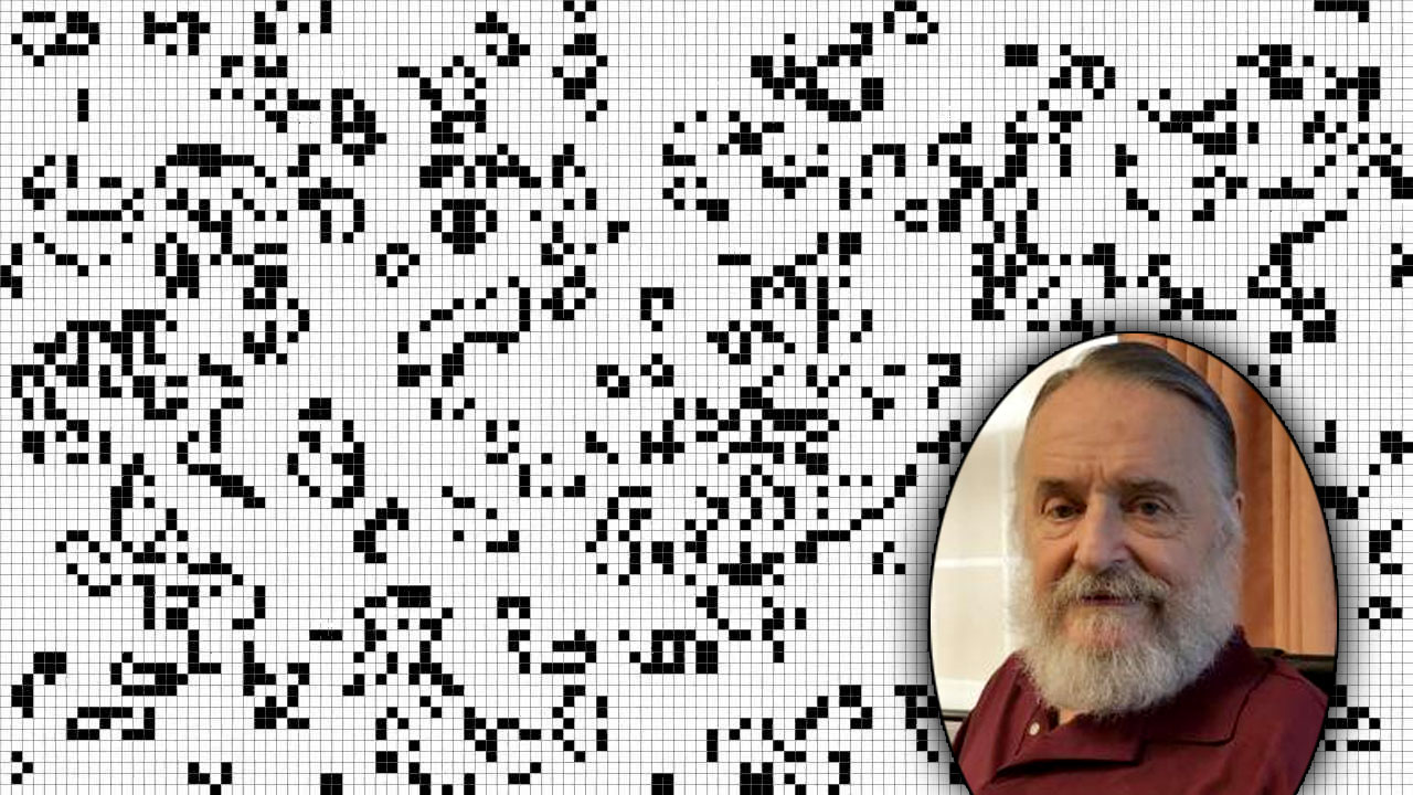 Mathematician, John H. Conway, creator of The Game Of Life, passed away