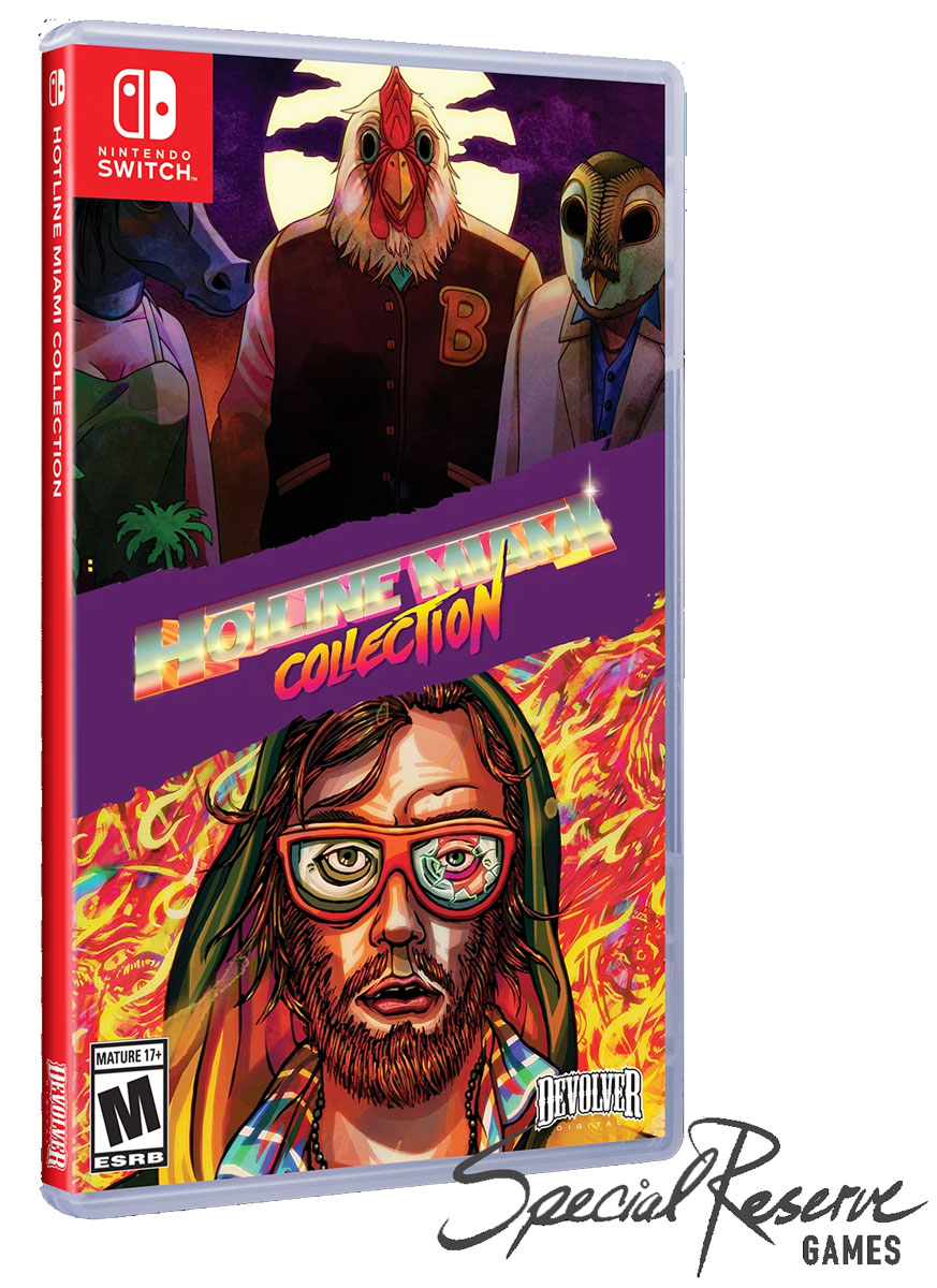 Limited Run Games' Hot Line Miami Collection