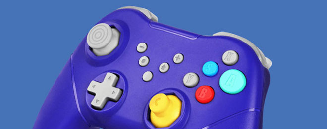 Retro Fighters Duelist controller