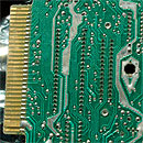 ColecoVision internal PCB