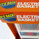 Basic Fun Electronic Basketball Packaging