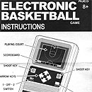 Basic Fun Electronic Basketball Instruction Manual