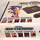 AtGames Genesis Classic Game Console box