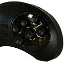 AtGames Genesis Classic Game Console controllers