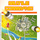 Atari Missile Command Board Game instruction manual