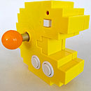 Pac-Man Shaped Arcade Game Joystick