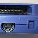 Nintendo GameBoy Advance - cart slot and ports