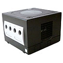 Nintendo GameCube - Front right view
