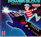 NES Power Glove Owner's Manual
