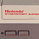 Nintendo Entertainment System - NES console