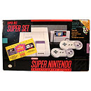 Nintendo SNES box