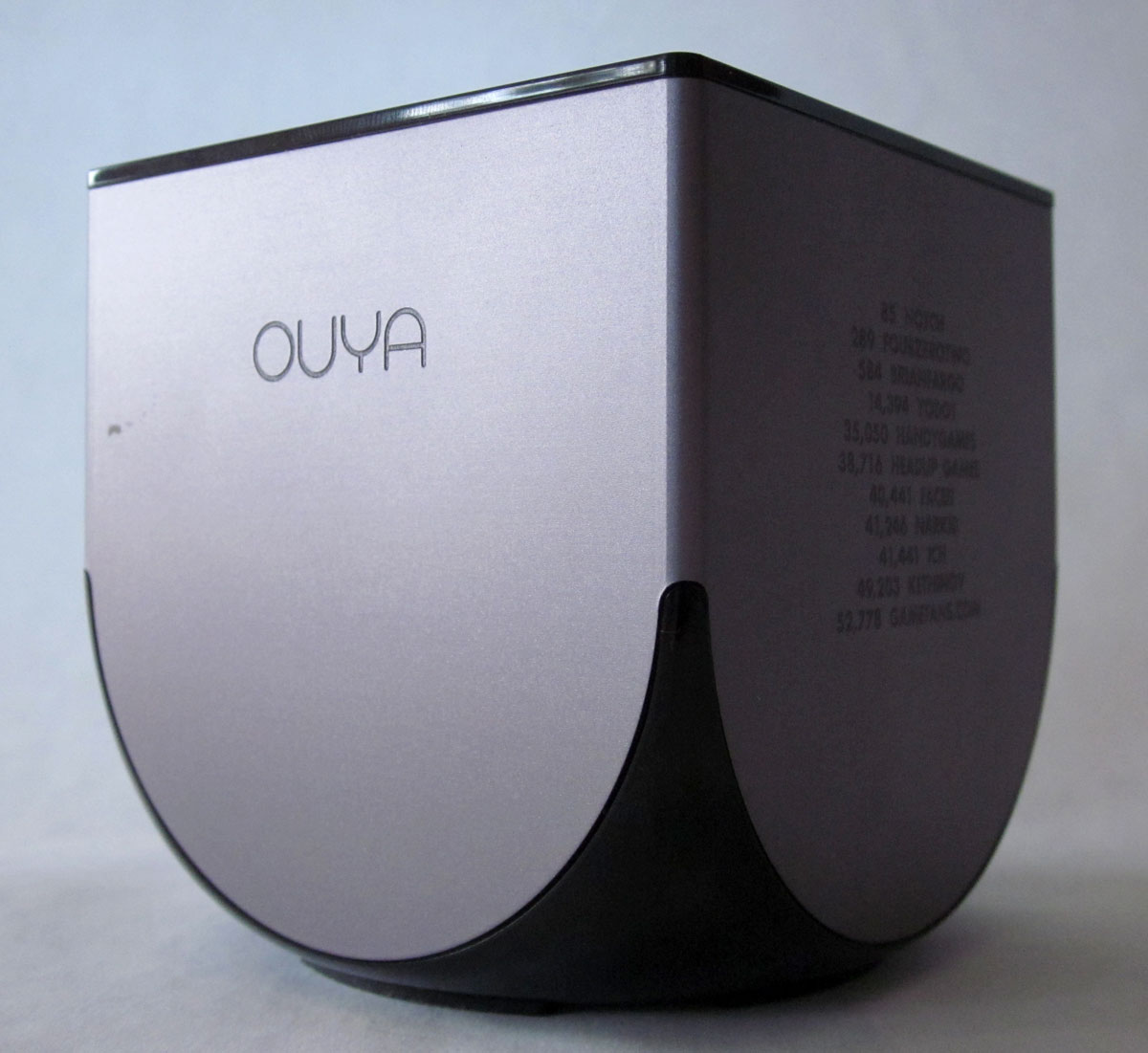 Ouya Android Microconsole