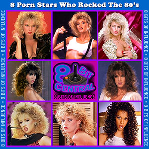 8 Porn Stars Who Rocked The 80s