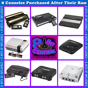 8 Consoles Purchased After Their Run