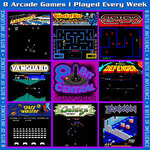 8 Arcade Games I Played Every Week