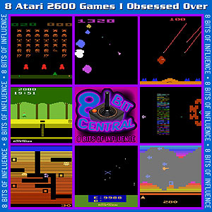 8 Atari 2600 GAmes I Obsessed Over