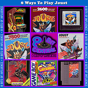 8 Ways To Play Joust