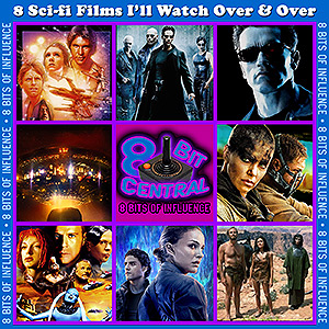 8 Sci-fi Films I'll Watch Over & Over