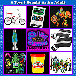 8 Toys I Bought As An Adult