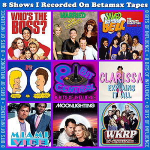 8 TV shows I Recorded On Betamax